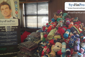 #FeelTheWarmth Blanket Drive Results