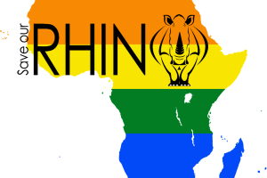 The launch of SysFinPro Save Our Rhino Drive for 2015 – 2016