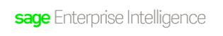 Sage Enterprise Intelligence